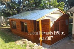 MANUFACTURER AND SUPPLIER OF PREFABS AND WENDY HOUSES