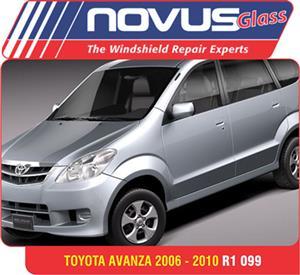 Wind Screen , Windscreen Toyota Avanza 2006-2010 from R1099.00