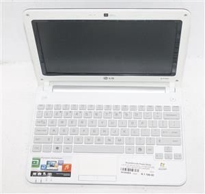 LG NOTE BOOK INTEL ATOM 2 GB 300 GB HDD LAPTOP W/CHARGER S039085A #Rosettenvillepawnshop