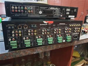 Multi zone amplifier