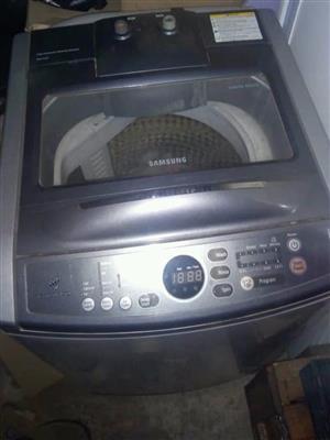 Samsung 13kg auto washing machine for sale