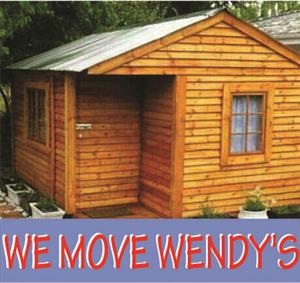 Wendys, Log Homes - We move wendys