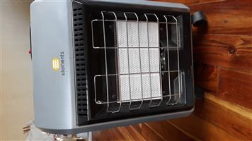Elements gas heater for sale