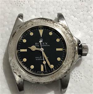 im looking for broken watches