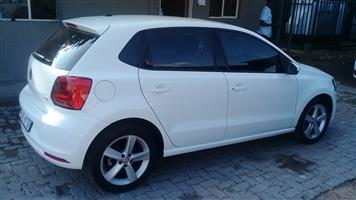2015 VW Polo hatch 1.2TSI Comfortline