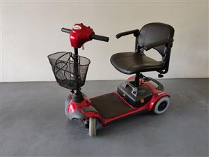 Shopmaster Mobility Scooter in Good Condition