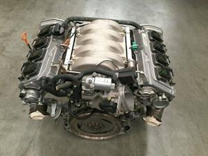 Audi ABH AUDI 100 4.2L 32V Complete used engines