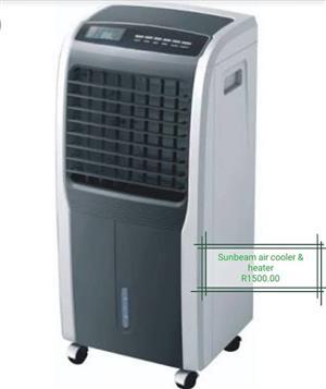 Sunbeam air cooler and heater