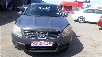 2009 Nissan Qashqai 2.0 Acenta