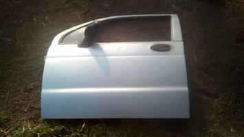 Daewoo matiz left front door shell