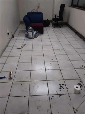 Floor Tiling, Brick laying, Plastering