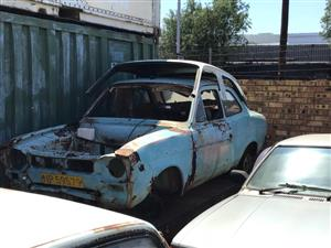 For Sale: MK 1 - 2 Door Ford Escort