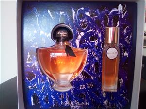 AUTHENTIC Guerlain Shalimar Eau de Parfume Gift Set