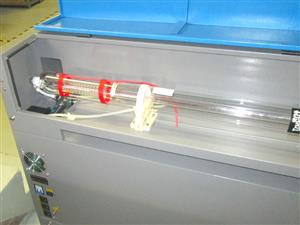 LC-TUBE/150 TruCUT Standard Series Sealed 150W CO2 Glass Laser Tube Laser Machine