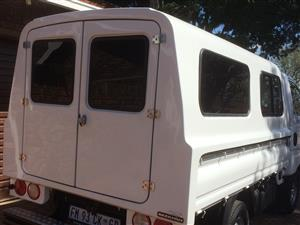 KIA K2700 Canopy for sale