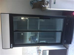 Stay Cold Display Fridge (double door)