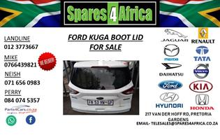 FORD KUGA BOOT LID