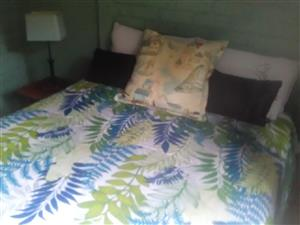 Double Bed Mattress and Double Base for sale Very good Condition Pinetown R1800.00!