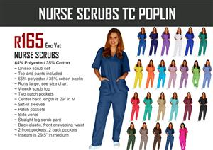 nurse scrubs