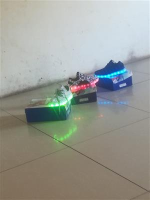 Kids Lighting Takkies