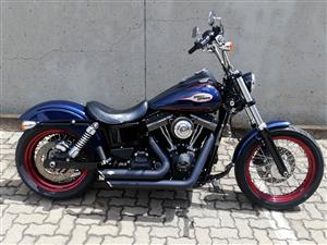 One of only 6 of these Dyna Street Bob Specials in the Country!