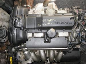 VOLVO S40/V40 2.0L, B4204S Complete Engine