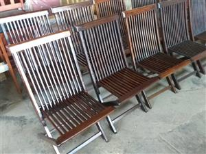 Beautiful Deck Chairs For Sale