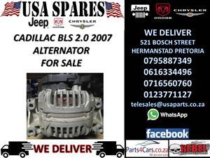 CADILLAC BLS 2.0 2007 ALTERNATOR FOR SALE