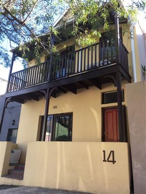 Large 3-Bedroom, 2-Lounge House in Bokaap Cape Town for rent