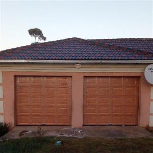 garage doors installation and repairs