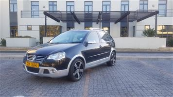 2006 VW Cross Polo 1.4TDI