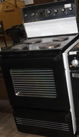 S034321A Regency 4 plate stove #Rosettenvillepawnshop