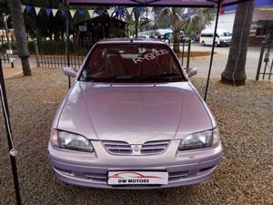 1998 Nissan Sentra 1.6 Acenta