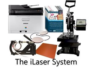 I laser printing package - Perfect package to print on a wide variety of printing products