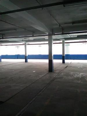 1900m2 factory/warehouse to let in Steeledale