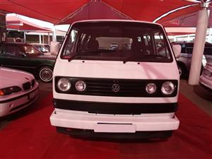 2000 VW Microbus