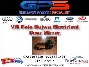 New VW Polo Bujwa Electrical Door Mirror for Sale