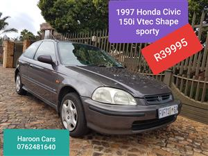 1997 Honda Civic 150i 4 door