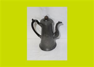 Victorian Pewter Coffee Pot(SKU 223)