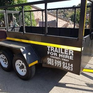 Trailer for hire and for Sale