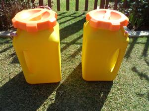 Safety Canisters x 2