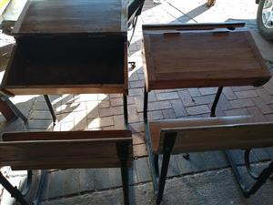2 enkel skool tafels