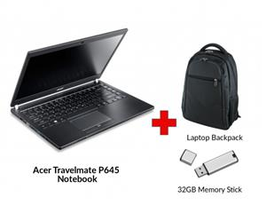 Refurbished Acer Travelmate P645 Notebook