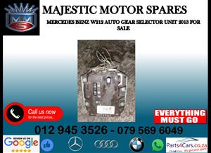 Mercedes benz W212 auto gear selector for sale