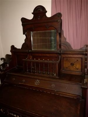 100 + year old piano for R35000