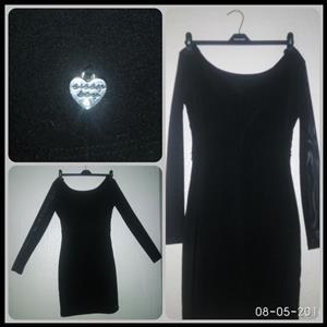 Black Original Sissy Boy Dress