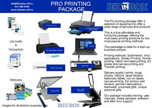 Its here!!! The Pro Package! unbelievable business startup opportunity!