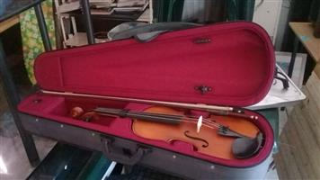 Sandner Violin for sale.