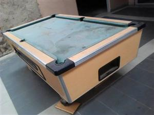 Selling this pool table