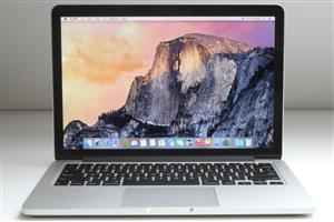Apple MacBook Pro 15-inch 2.5GHz Quad-core i7 (Retina, Mid 2015)